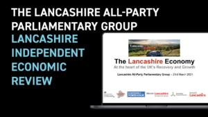 Lancashire APPG Meeting March 2021 | Lancashire Independent Economic Review